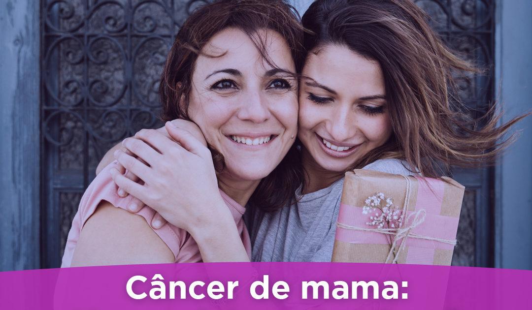 cancer de mama vamos falar sobre isso