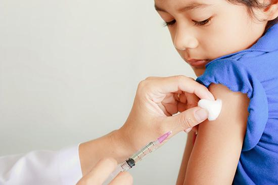 A vacina é eficaz na maior parte dos casos.