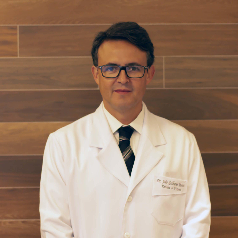 Dr. João Guilherme de Moraes (CRM 16.712)