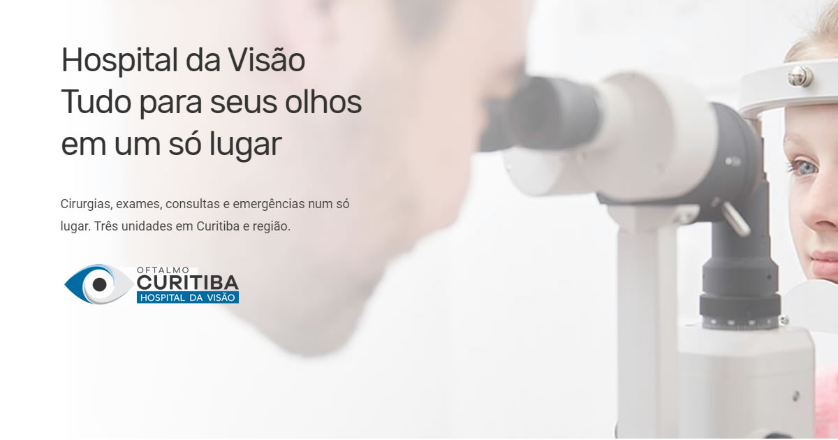 Capsulotomia Yag Laser Hospital Da Visao Curitiba