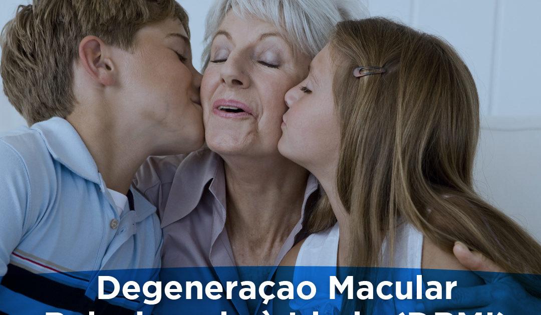 degeneracao macular relacionada a idade