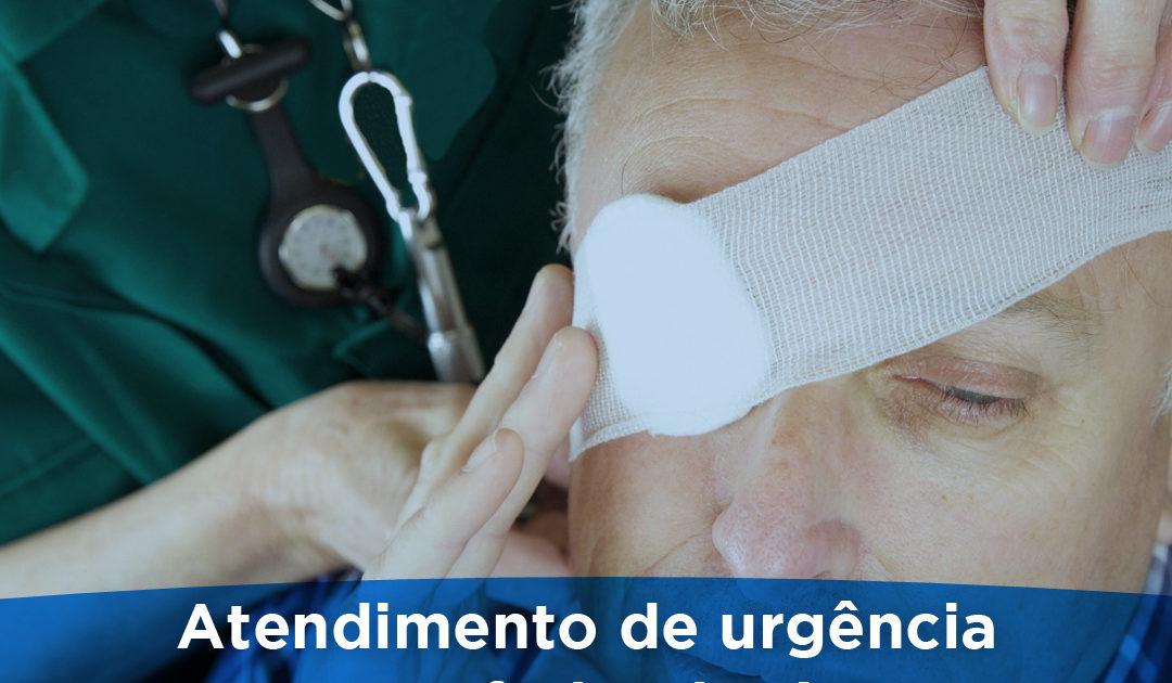atendimento de urgencia na oftalmologia