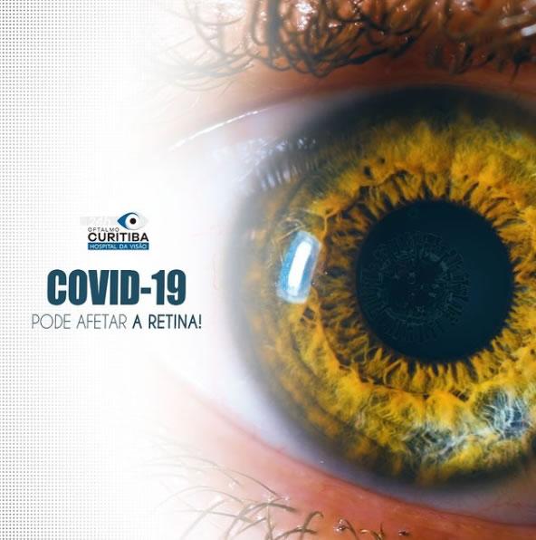 covid19 pode afetar a retina
