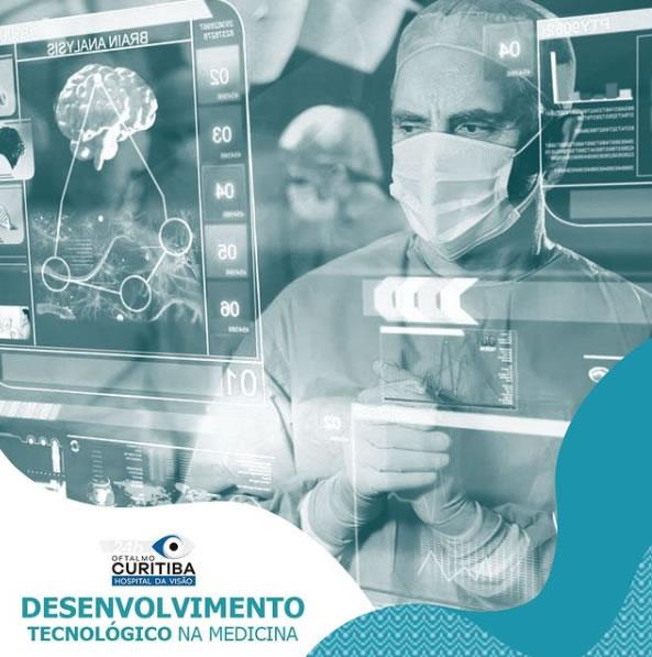 desenvolvimento tecnologico na medicina
