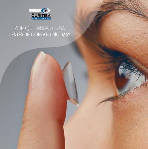 por que ainda se usam lentes de contato rigidas em curitiba